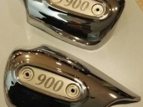 FIANCHETTI TRIUMPH LEGEND TT900